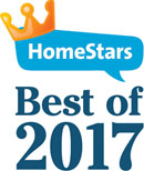 HomeStars Best of 2017