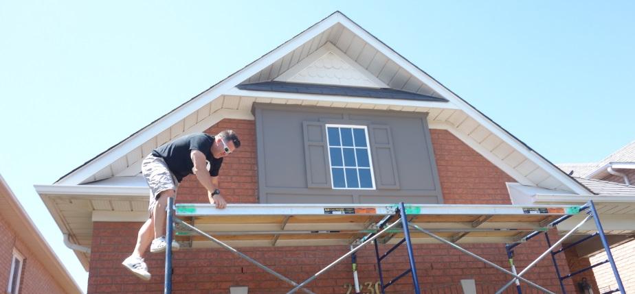 window replacement service job in Oakville
